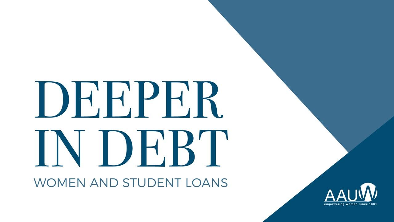 Deeper In Debt Logo