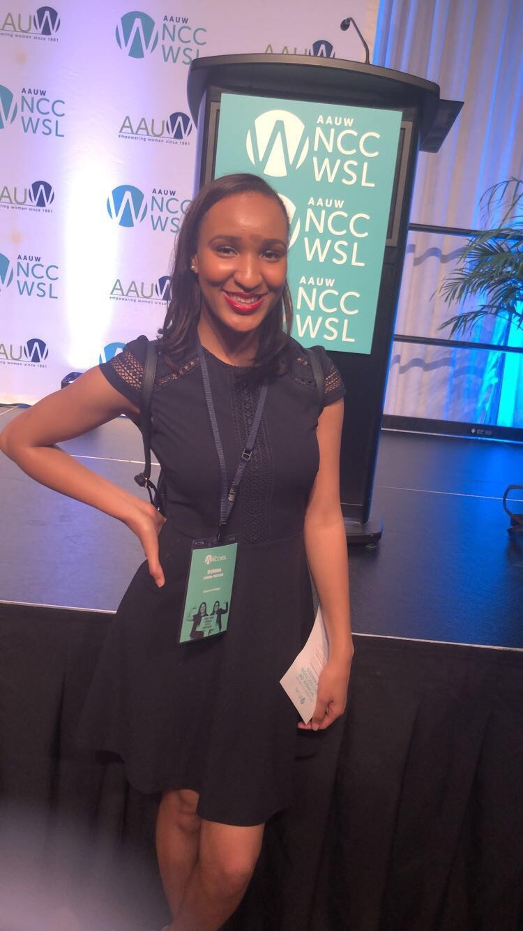DonnaLewis-Taylor at NCCWSL 2019
