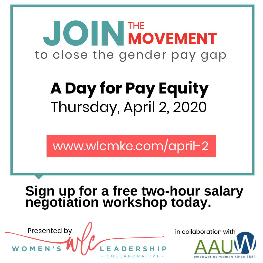 A Day for Pay Equity Logo